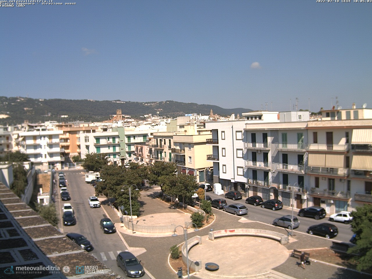 webcam Torre Canne