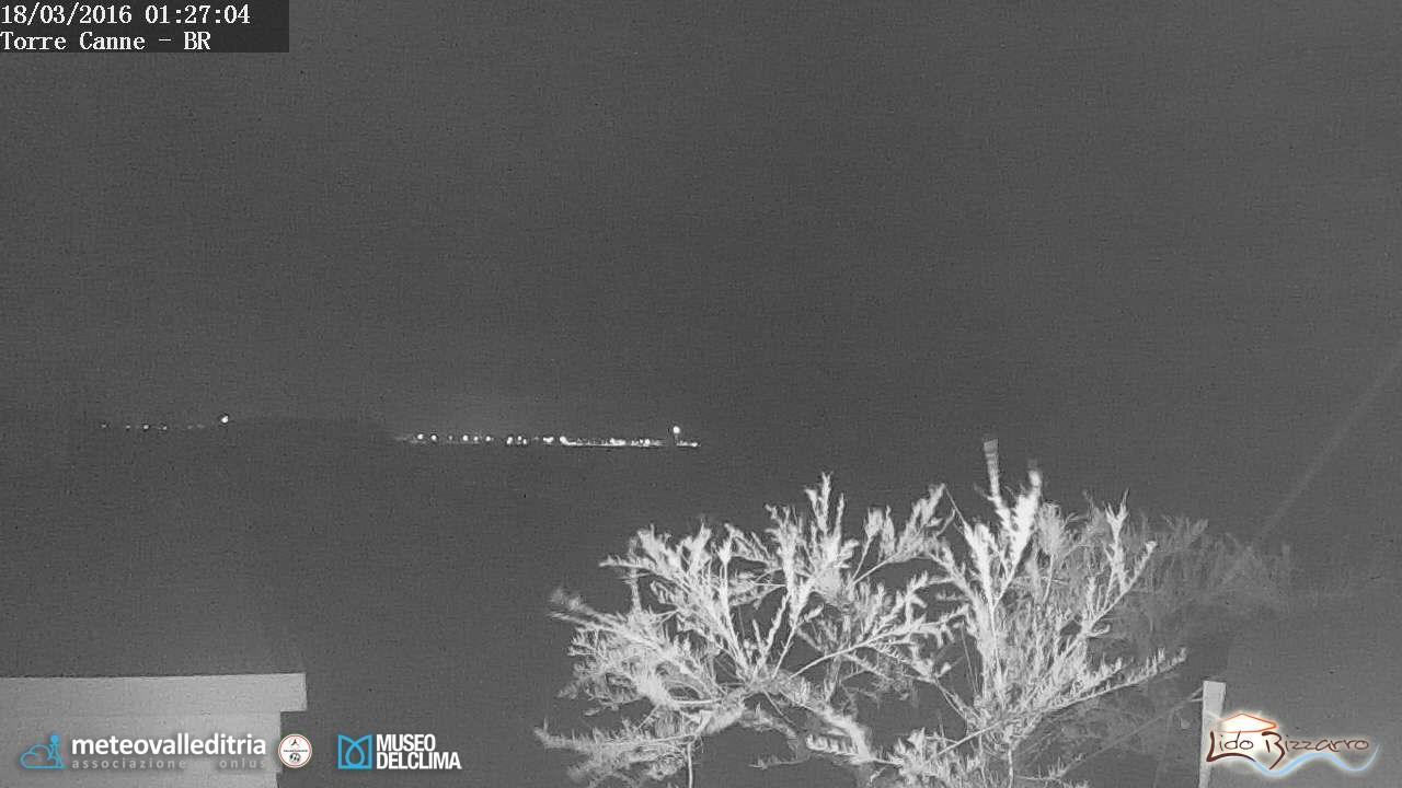 Live Webcam Torre Canne: Lido Bizzarro