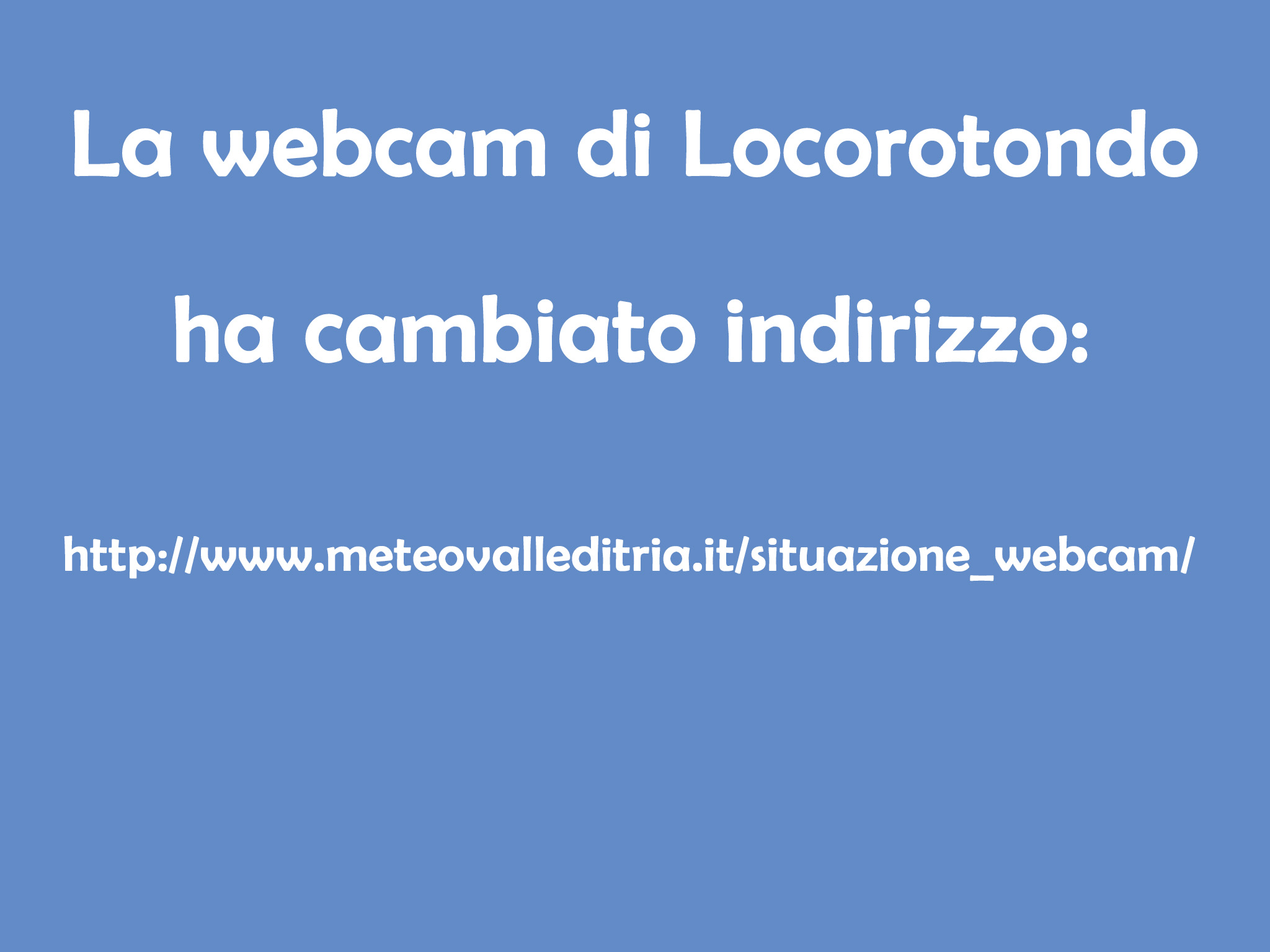 Webcam a Locorotondo (BA)