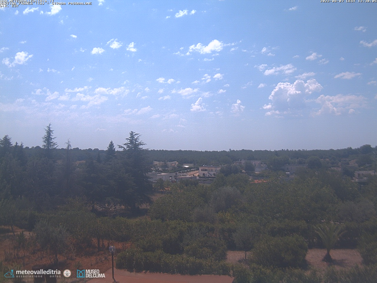 Webcam a Martina Franca (TA)