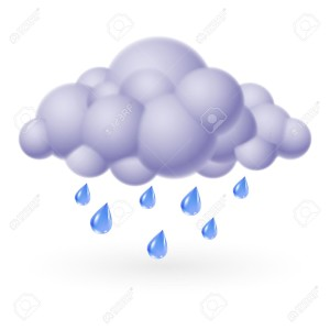 15333657-single-weather-icon--bubble-cloud-with-rain-cartoon